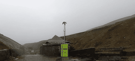 Rapid Deployment Mobile CCTV Tower – Brecon Beacons