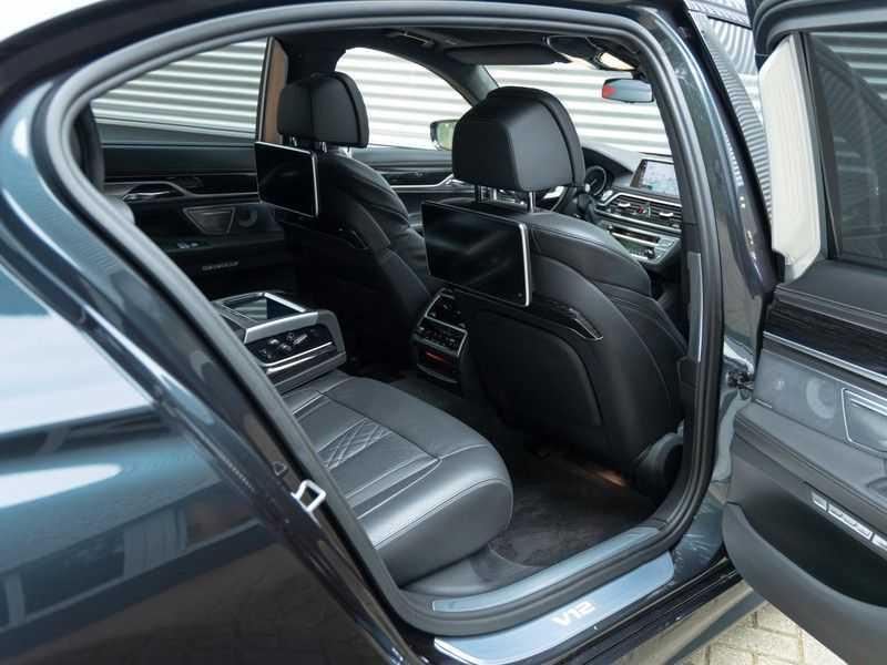 BMW 7 Serie M760Li xDrive - Bowers & Wilkins Audio - Night Vision - Entertainment Professional afbeelding 20