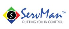 Logo servman
