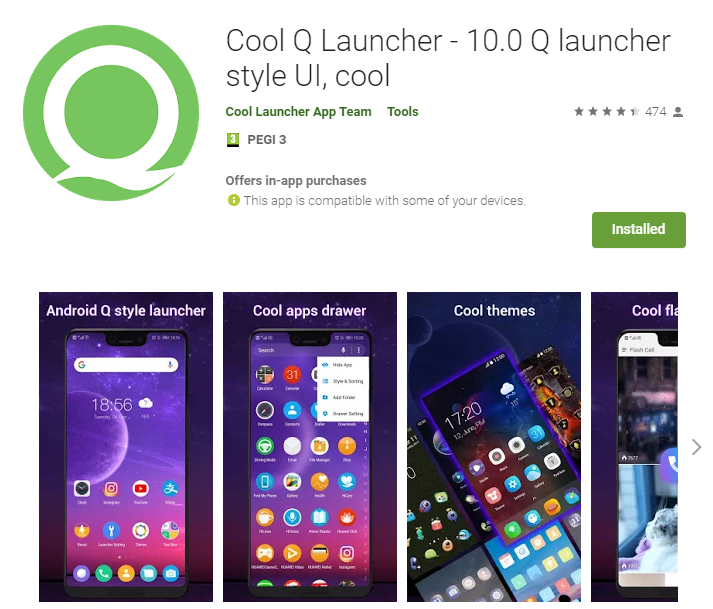 feature image for 'PSA: Avoid shady Android launcher apps'