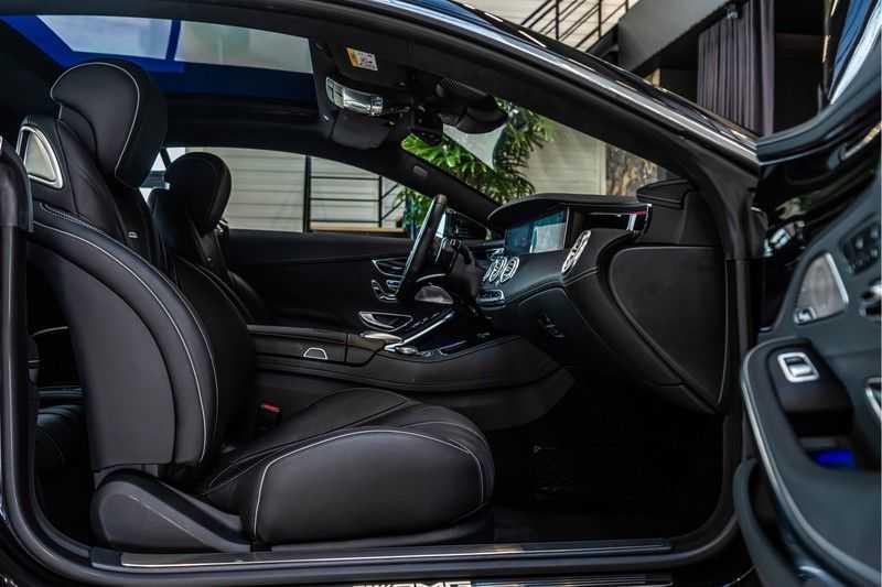 Mercedes-Benz S-Klasse Coupé 63 AMG 4MATIC+ Premium Plus afbeelding 20