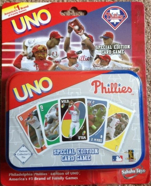 Philadelphia Phillies Uno (2005)
