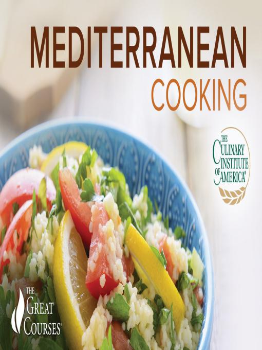 Mediterranean cooking by The Great Courses