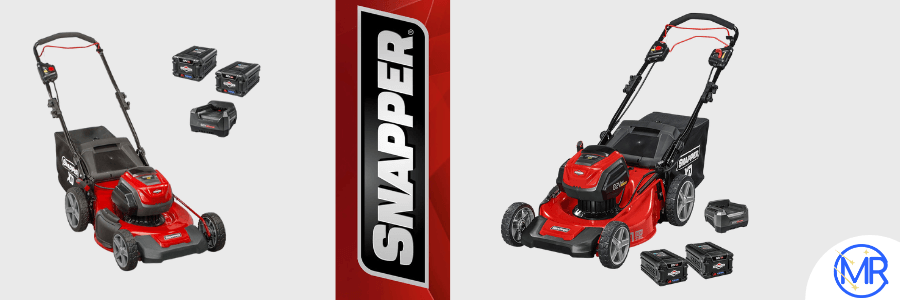 Snapper Electrical Mower Image
