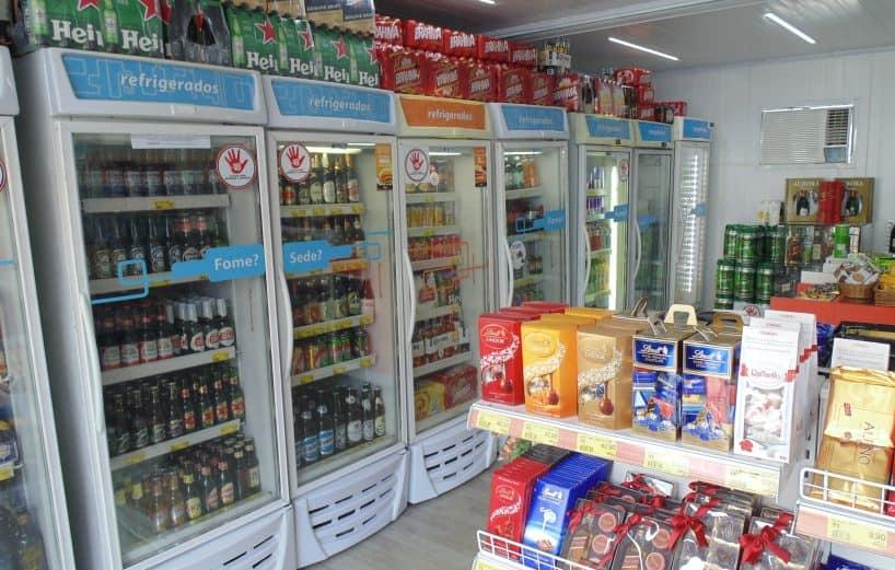 Loja de Conveniência Am Pm - São Paulo, SP