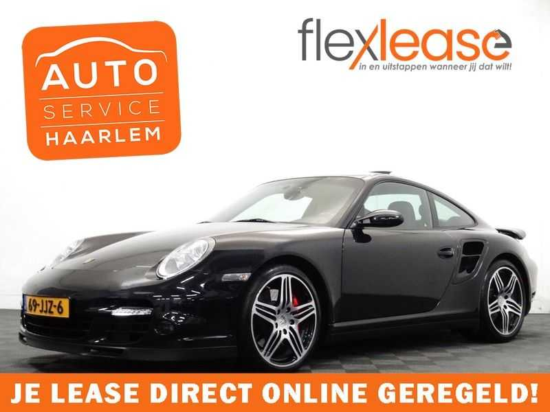 Porsche 911 3.6 TURBO COUPE 480pk AUT. Sport Chrono, full, Org NL, 34 dkm.