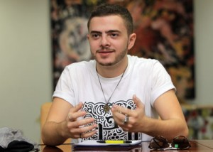 UAE is opening its doors to rap music, says Syrian rapper
