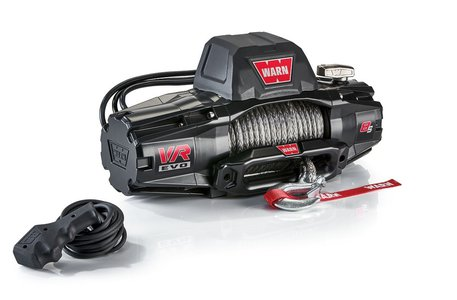Warn VR EVO 8-S Winch 103251 8000 lb winch