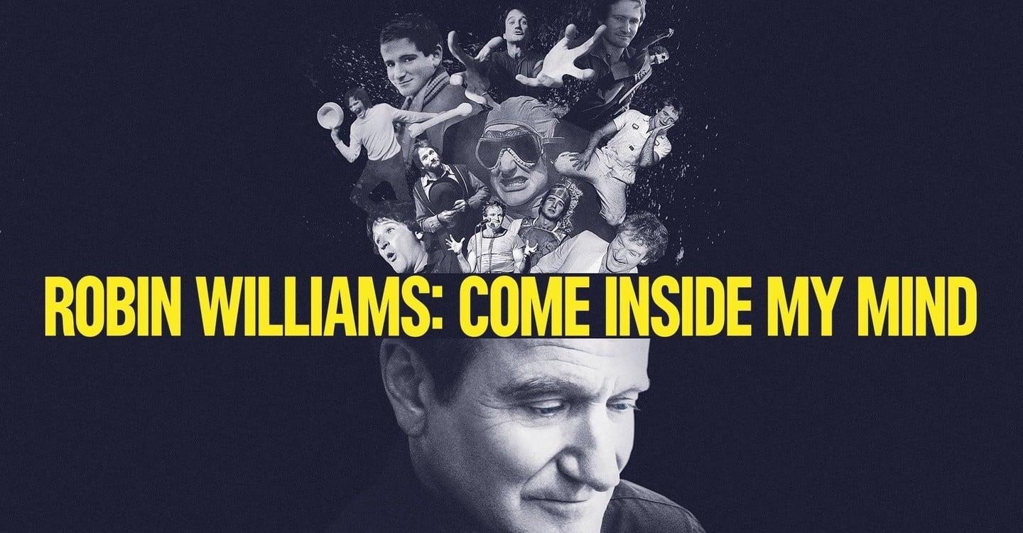 Robin Williams Come Inside My Mind