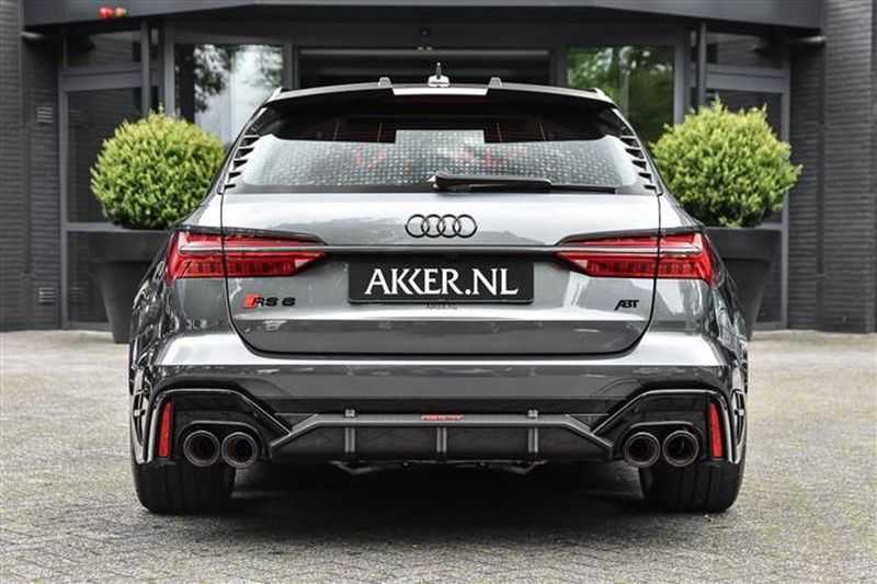 Audi RS6 RS6R ABT LIMITED 1/125 (740 PK / 920 NM) NP.305K afbeelding 22