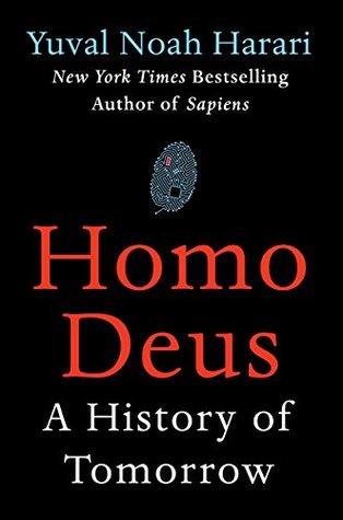 Homo Deus Cover