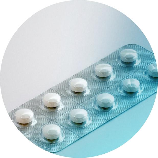 Pack of pills