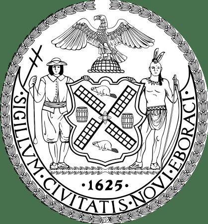 logo of City of New York