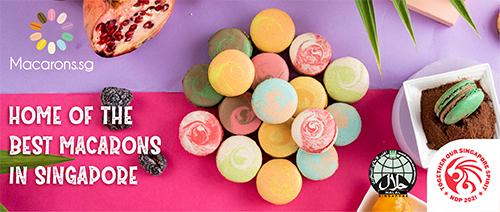 >Macarons SG