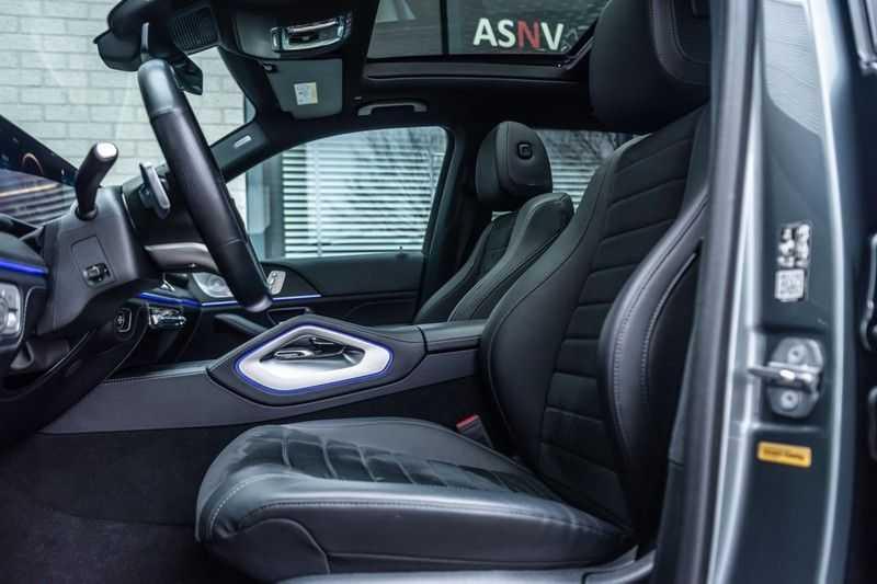 Mercedes-Benz GLE 350 de 4MATIC Premium Plus, 320 PK, AMG/In/Exterieur, Pano/Dak, Massage, Standkachel, Head/Up, BTW, 2020! afbeelding 10