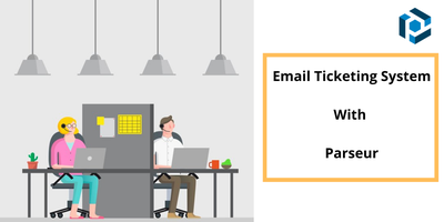 Cover image for Email ticketing system with Parseur