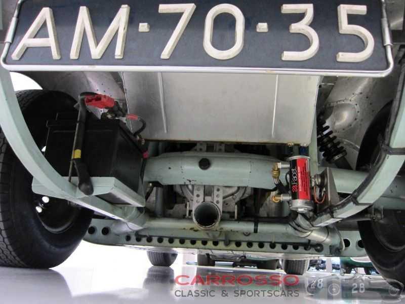 Jaguar Lister Knobbly Evocation RHD afbeelding 17