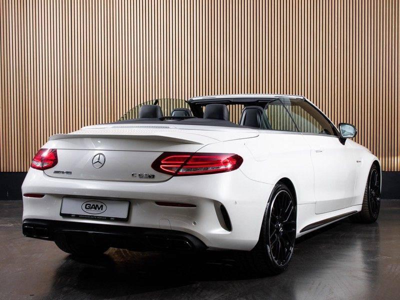 Mercedes-Benz C-Klasse C63 S AMG Cabrio AMG RIDE CONTROL, NIGHTPACK, afbeelding 11