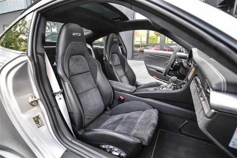 Porsche 911 CARRERA GTS ADAPT.STOELEN+GLASDAK+BOSE afbeelding 4