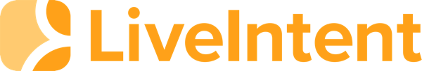LiveIntent Logo Orange Full