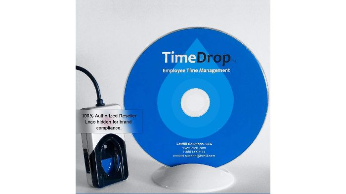 TimeDrop Time Clock Software