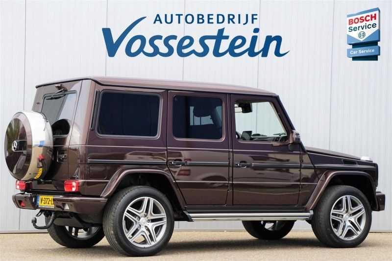 Mercedes-Benz G-Klasse 350 D / Grijs kenteken / Ex. BTW / NL-Auto / 68dkm NAP / Camera / Trekhaak / Climate / Cruise afbeelding 9