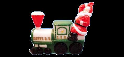 Santa Train photo