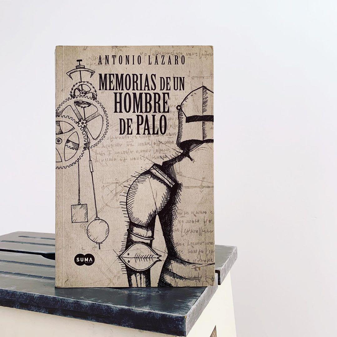 """Imagen de Reseña de """"Memorias de un hombre de palo"""", de Antonio Lázaro"""