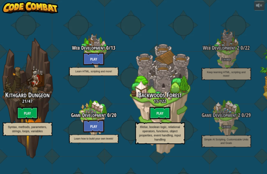 A review of CodeCombat - an online resource to learn Python, HTML and JavaScript