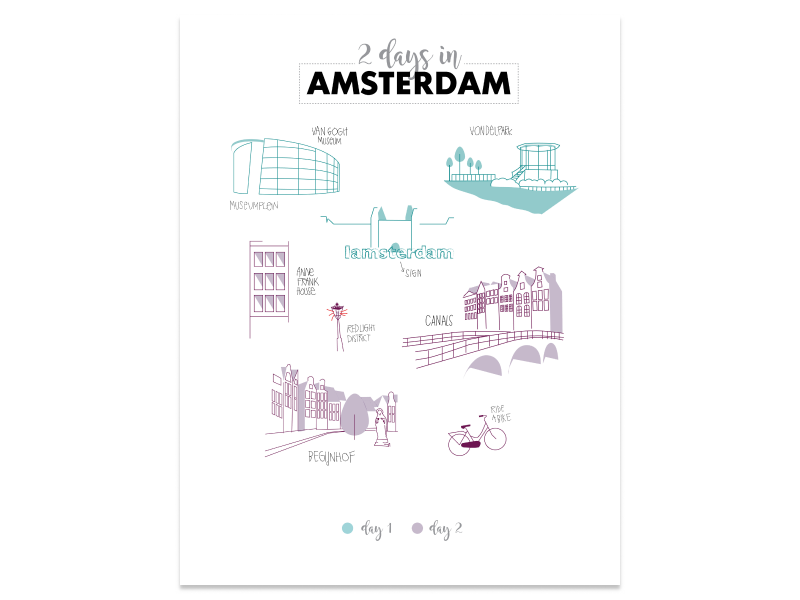 illustrated city guides