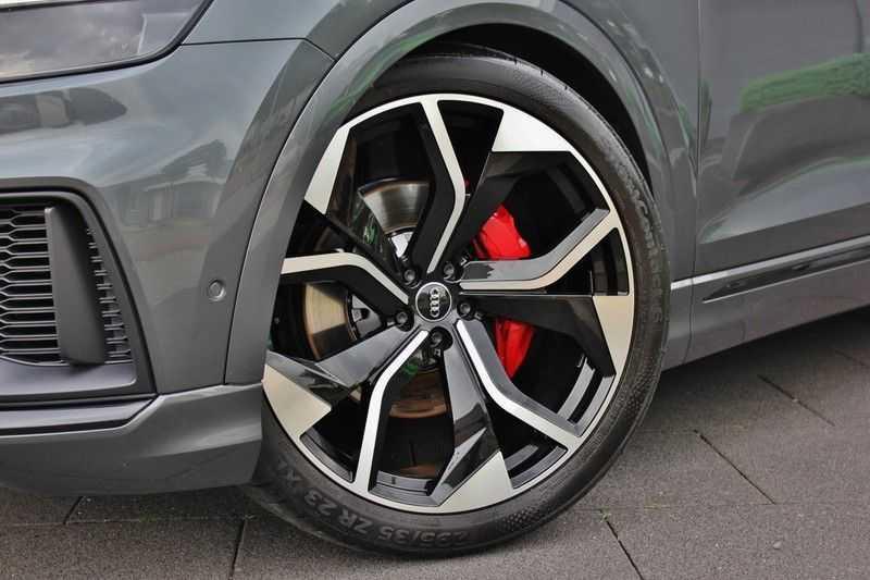 Audi Q8 50 TDI Quattro 3x S-Line 3.0 V6 286pk **HUD/Luchtvering/ACC/Elek.Trekhaak/B&O/Matrix.LED** afbeelding 11