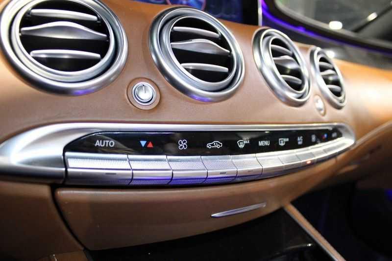 Mercedes-Benz S-Klasse Coupé 63 AMG 4Matic Zeer compleet/Carbon afbeelding 17