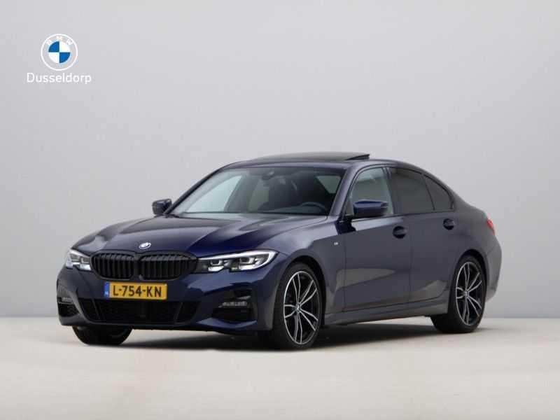 BMW 3 Serie 320i Exe M-Sport Aut. afbeelding 1