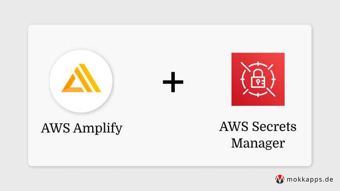 How to Use Environment Variables to Store Secrets in AWS Amplify Backend Image