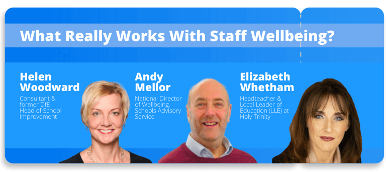 Key insights: What Really Works with Staff Wellbeing?