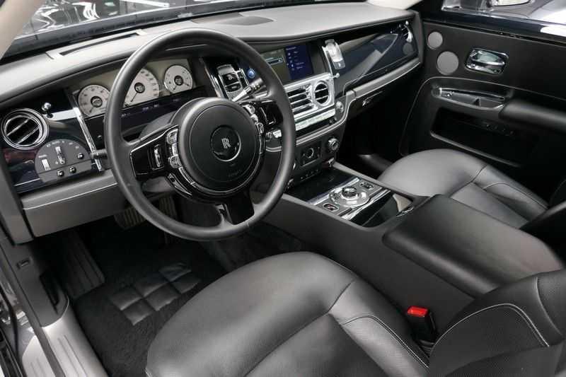 Rolls-Royce Ghost 6.6 V12 Massage-Geventileerde stoelen - DVD entertainment afbeelding 21