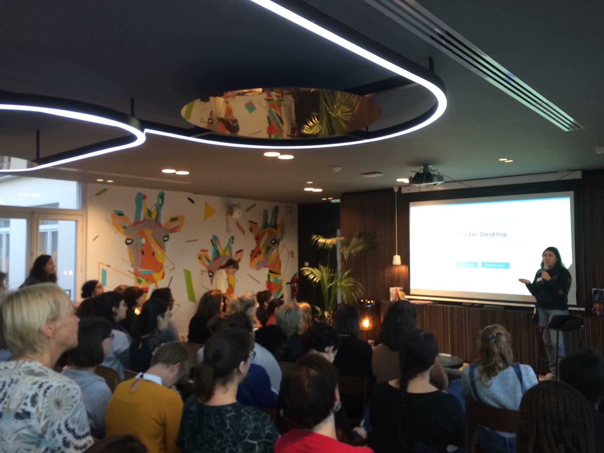 Meetups talks techniques