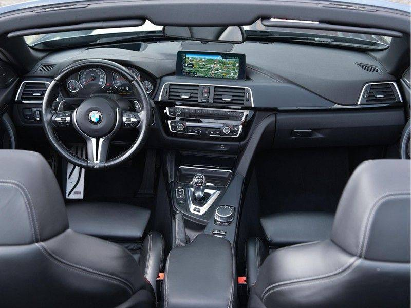 BMW M4 Cabrio Competition DCT 450pk HUD H/K DAB Adaptive-LED Memory 20inch afbeelding 21
