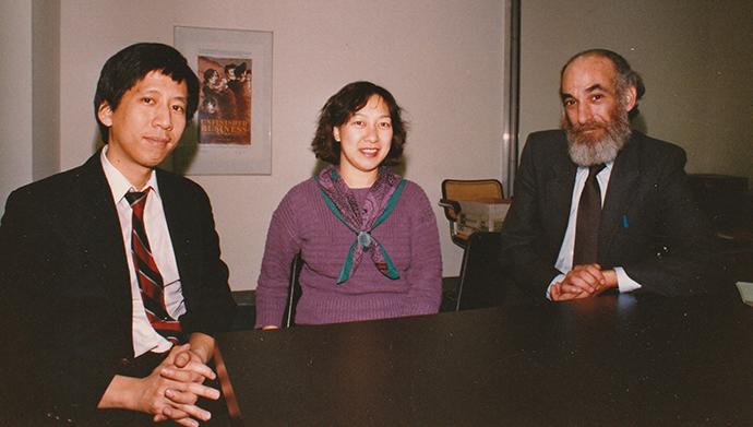 AALDEF board 1990. Photo courtesy of AALDEF