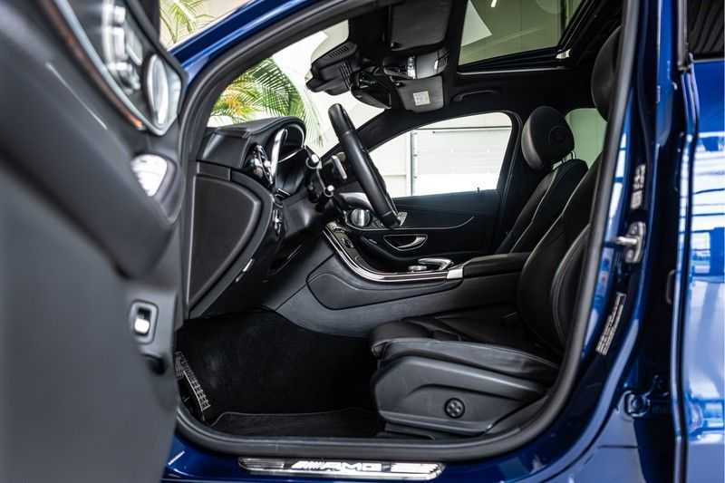 Mercedes-Benz GLC Coupé 43 AMG 4MATIC | Burmester | Memory | Head Up-Display | Stoelverwarming V+A afbeelding 16