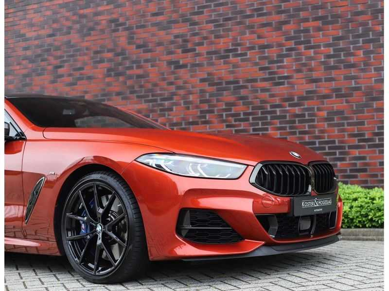 BMW 8 Serie M850i xDrive *Carbon*Soft-Close*Head-Up* afbeelding 7