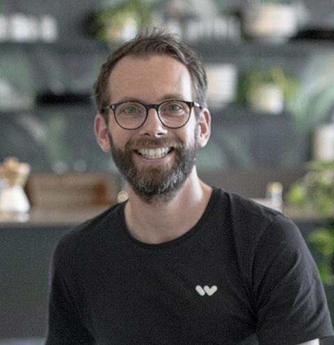 Portrait photo of Gunnar Froh