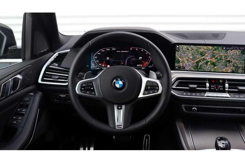 BMW X5 M50d High Executive Harman/Kardon, Panoramadak, Soft-Close, DAB afbeelding 3