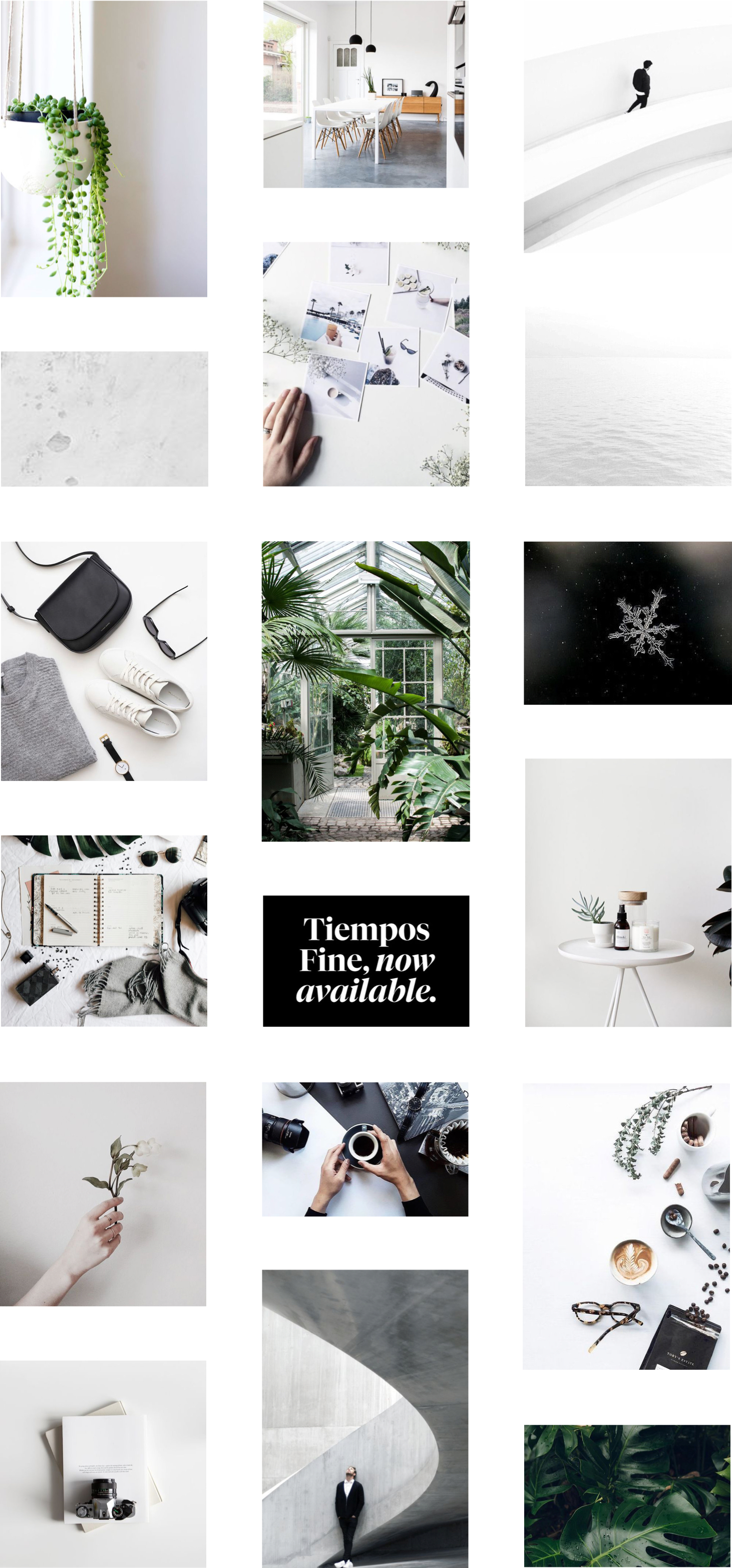 Jack Watkins branding inspiration and moodboards