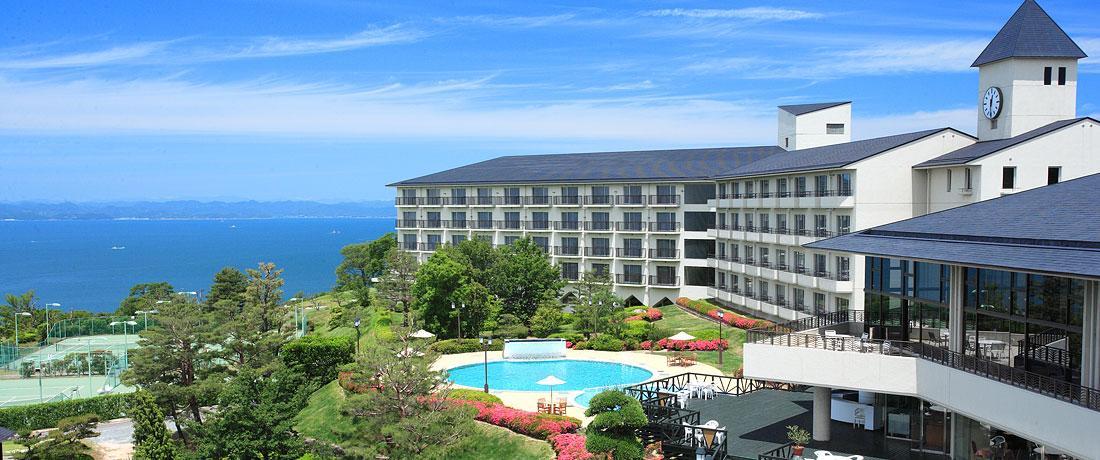 セラヴィリゾート泉郷 リゾートホテル オリビアン小豆島03