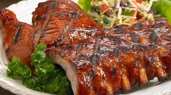 Smokehouse Chicken and Ribs