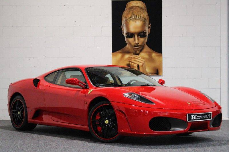 Ferrari F430 F1, Origineel NL geleverd, full ferrari history afbeelding 1