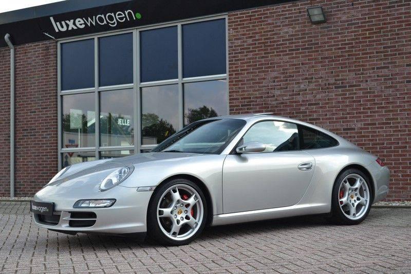 Porsche 911 Coupé 3.8 Carrera S 997 - dealer o/h - unieke kms afbeelding 5