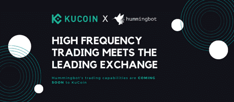 Hummingbot partners with KuCoin for high frequency trading