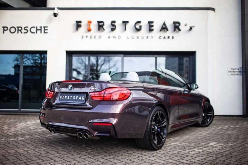 "BMW M4 Cabrio *Handgeschakeld / M-Sportuitlaat / Memory / HUD / 19"" / H&K* afbeelding 6"